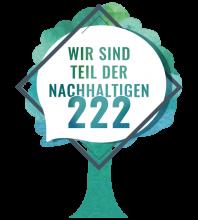Die Nachhaltigen 222, das Poster zu nachhaltigem Konsum 2019